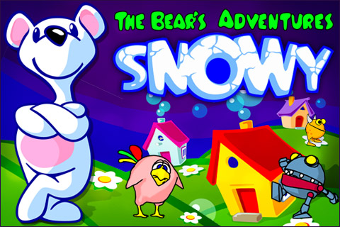 Screenshot Snowy: The Bear's Adventures