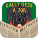 Sally Gets a Job HD