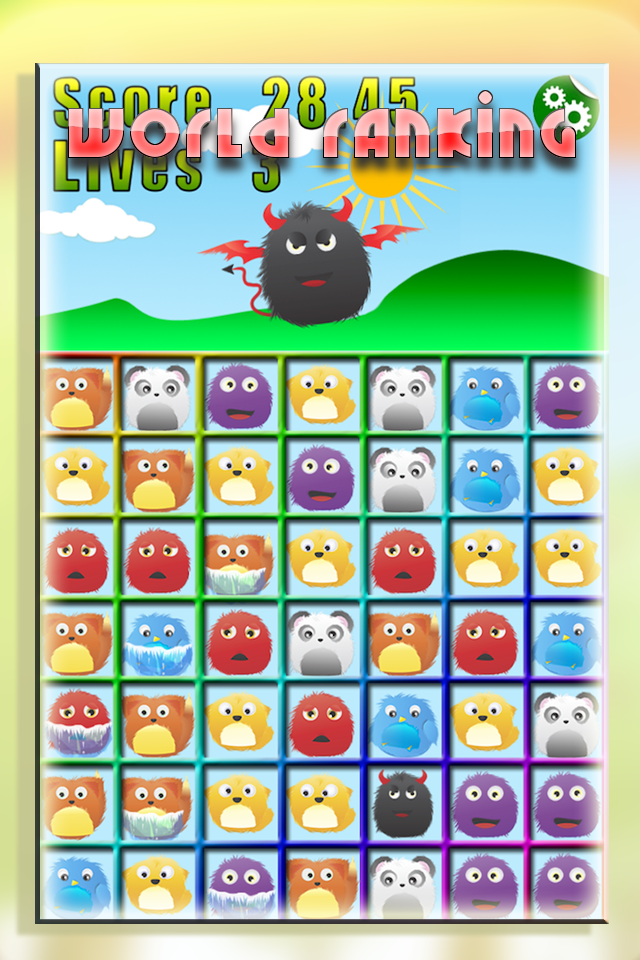 Screenshot Crazy Jungle LITE