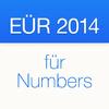 EÜR 2014 für Numbers