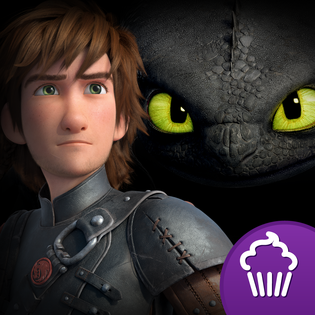 mzl.gqewgqhv News: Cupcake Digital Brings DreamWorks Animation's Thrilling New Movie, How to Train Your Dragon 2, to Life in a Brand New Interactive Storybook App